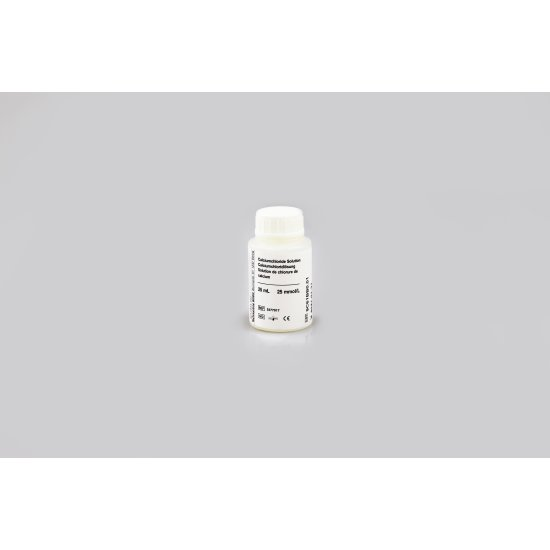 Ca-Chloride solution 25 mmol/l, 25 ml