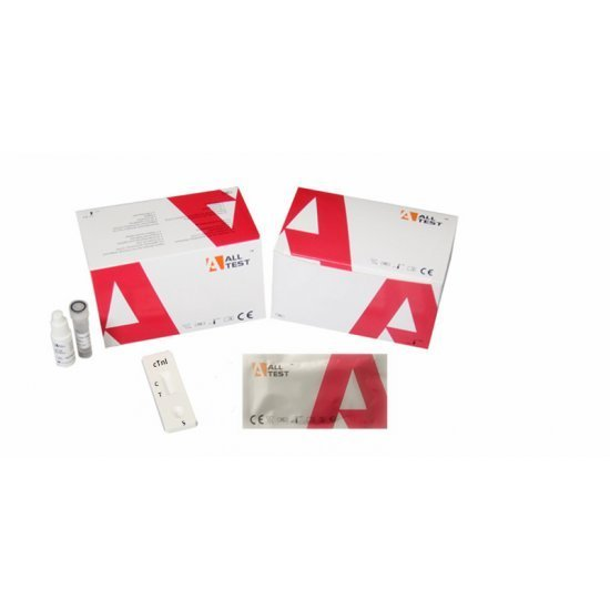 Cardiac Troponin I (cTnI) Rapid Test Cassette