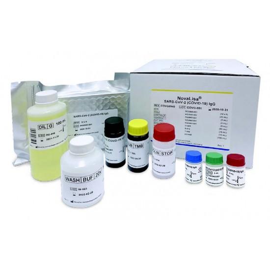 SARS-CoV-2 (COVID-19) quantitative IgG NovaLisa kit