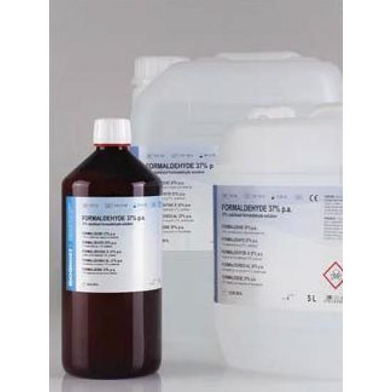 Formaldehyde 37% for use in histology