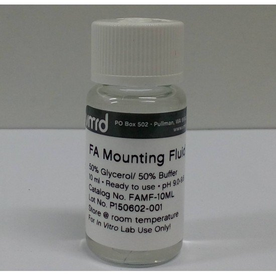 FA Mounting Fluid pH 9.0 Buffer