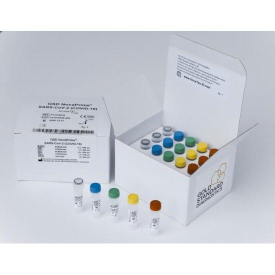 GSD NovaPrime® SARS-CoV-2 (COVID-19) RT-PCR
