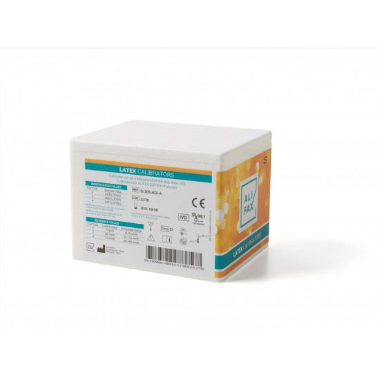 Latex Calibrator (6 test)